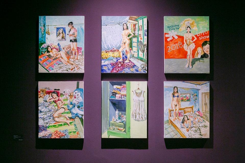 Triển lãm Hatch Art Project  Sân Chơi Cho Các Nghệ Sĩ Đương Đại Đông Nam Á
